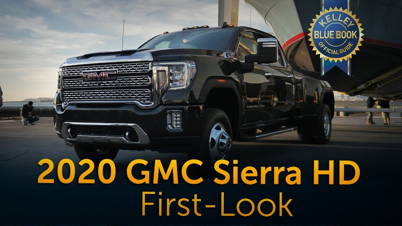 30 New 2020 GMC Denali 3500Hd Release Date