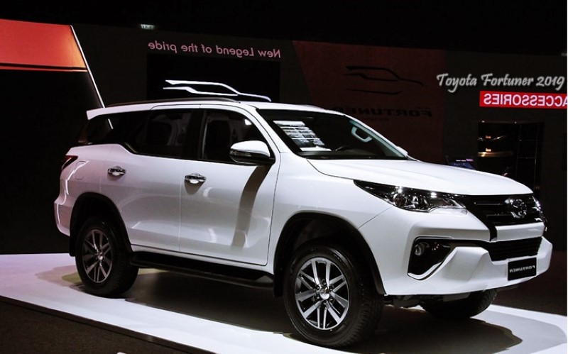 30 New 2020 Toyota Fortuner First Drive