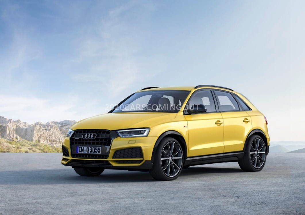 30 The 2020 Audi Q3 Usa Spesification