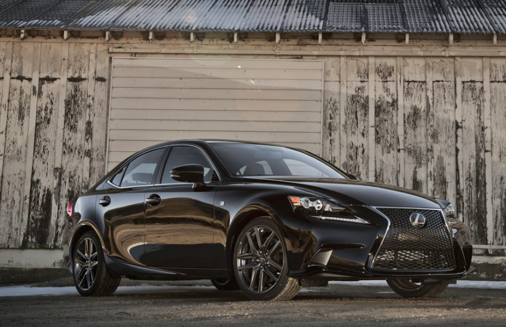 30 The 2020 Lexus IS350 Engine