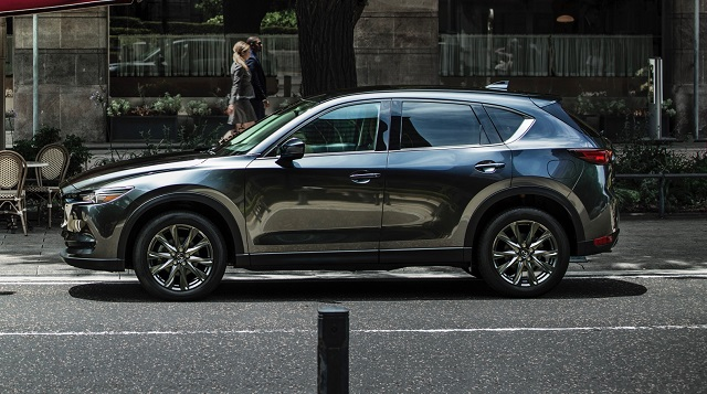 30 The 2020 Mazda CX 5 Interior