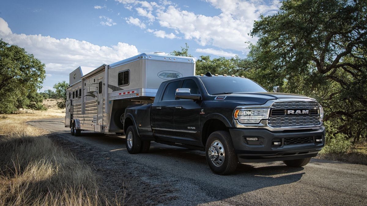 30 The 2020 Ram 3500 Diesel Exterior and Interior
