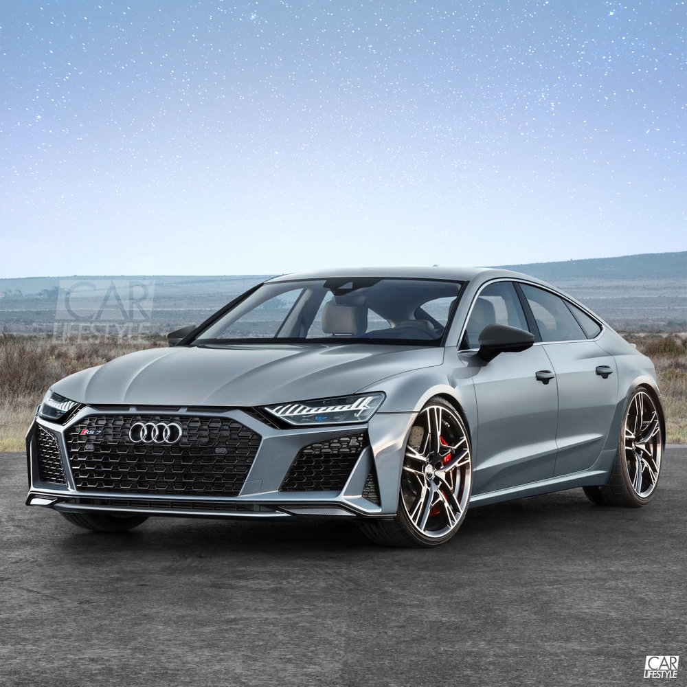 30 The Best 2020 Audi Rs7 Exterior