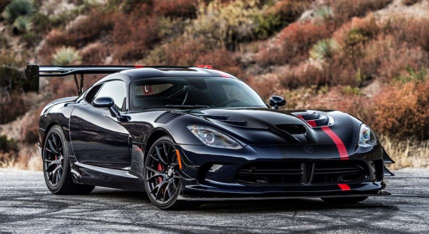 30 The Best 2020 Dodge Viper ACR Style