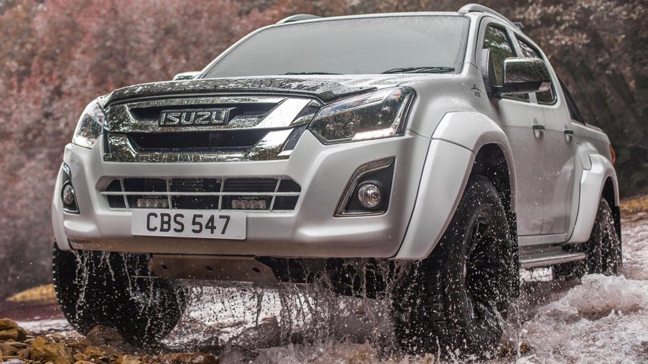 30 The Best 2020 Isuzu Dmax Wallpaper