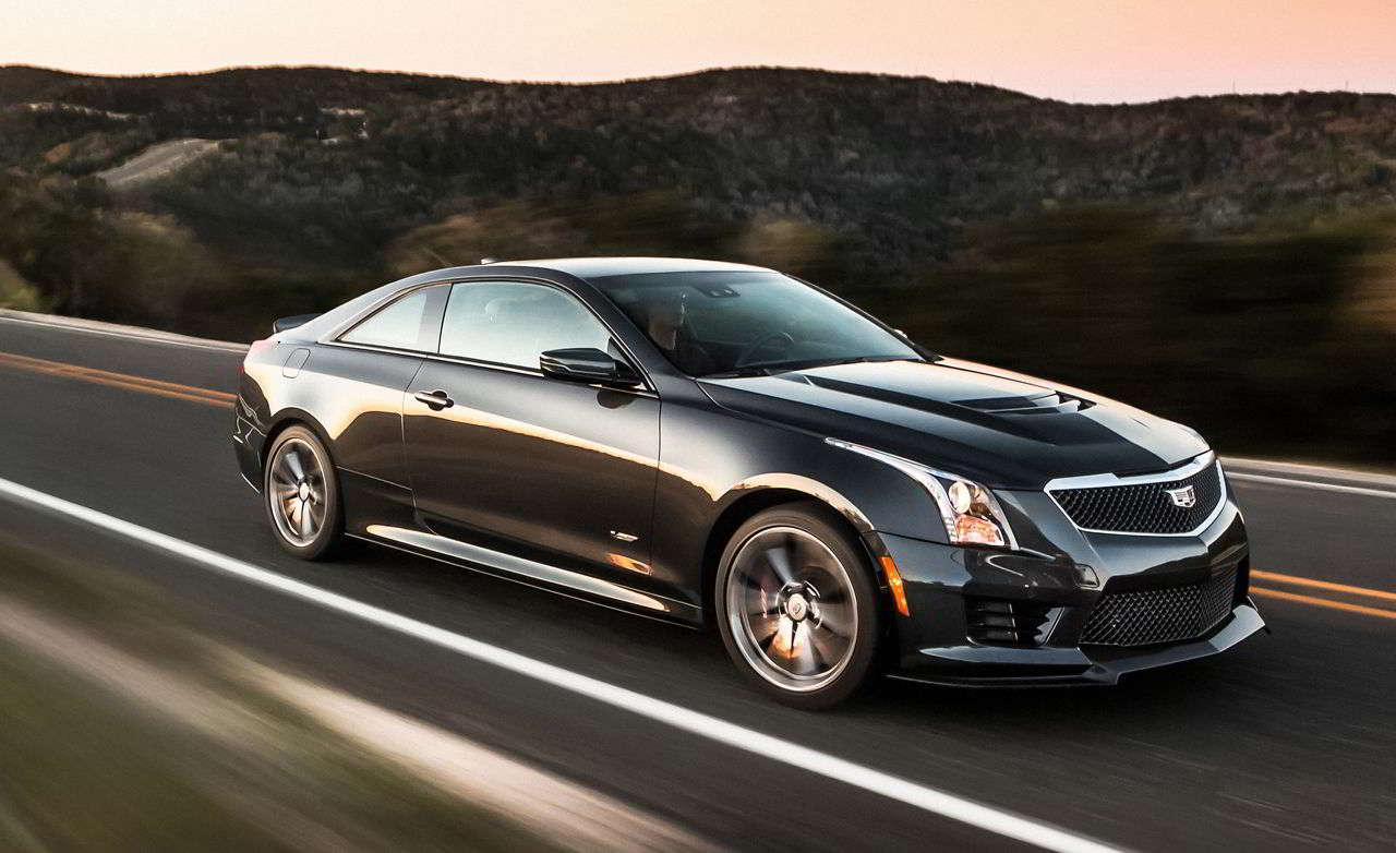 31 A 2020 Cadillac Ats V Coupe Price