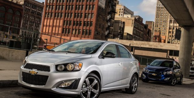 31 A 2020 Chevy Sonic Ss Ev Rs Photos
