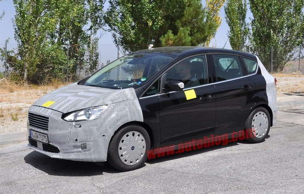 31 A 2020 Ford C Max Picture