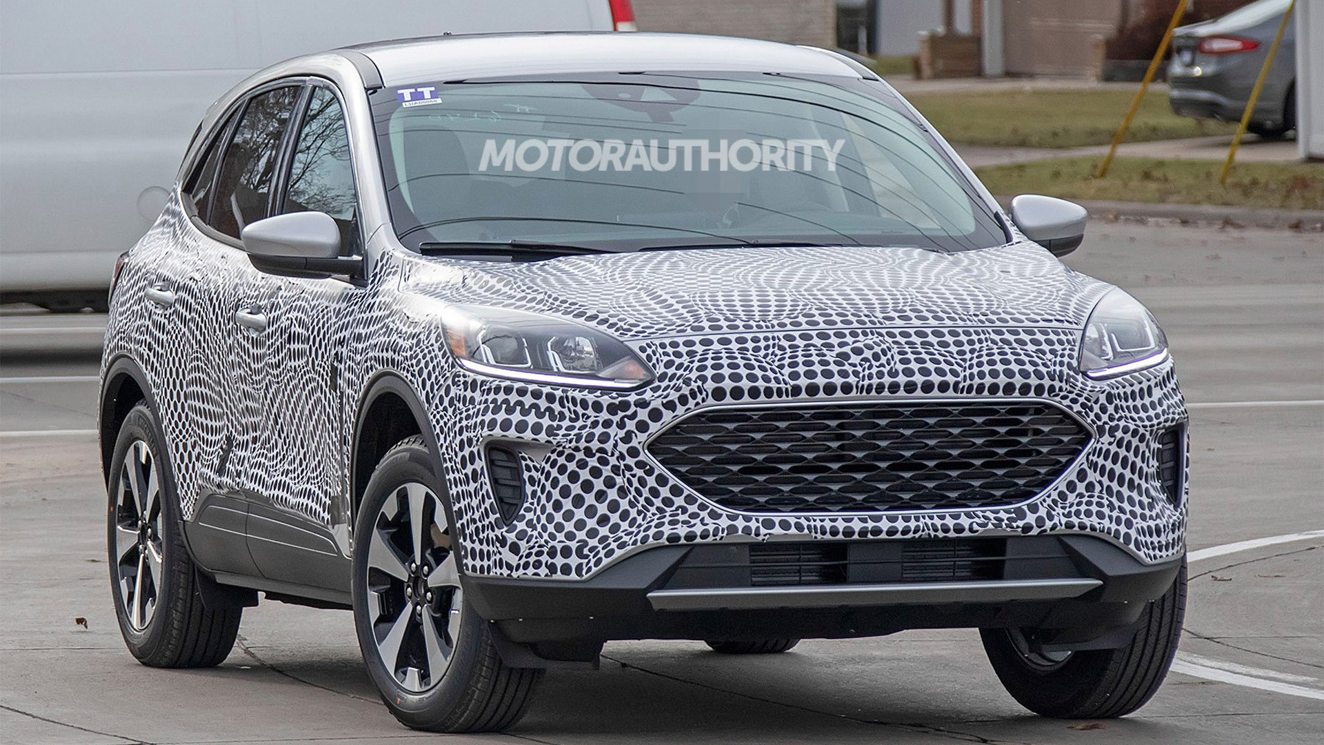 31 A 2020 Ford Escape Concept and Review