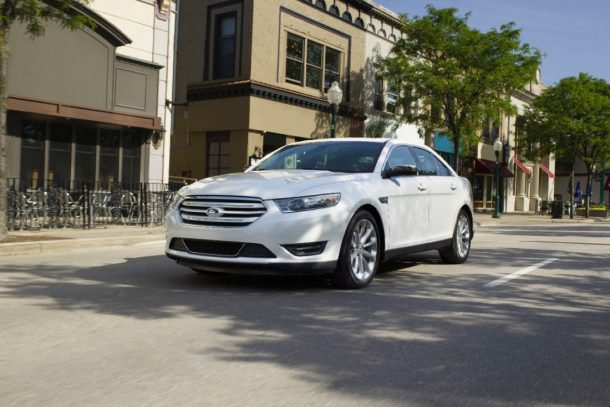 31 A 2020 Ford Taurus Spy Price and Review