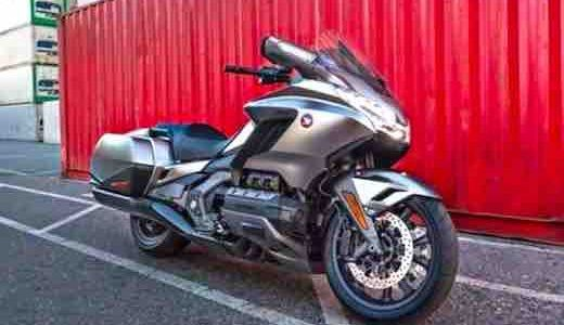31 A 2020 Honda Gold Wing Performance and New Engine