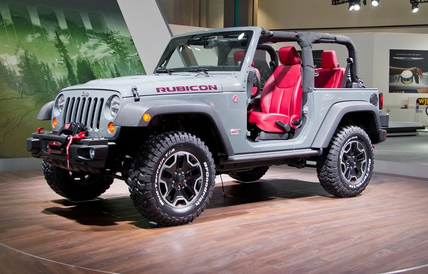 31 A 2020 Jeep Wrangler First Drive