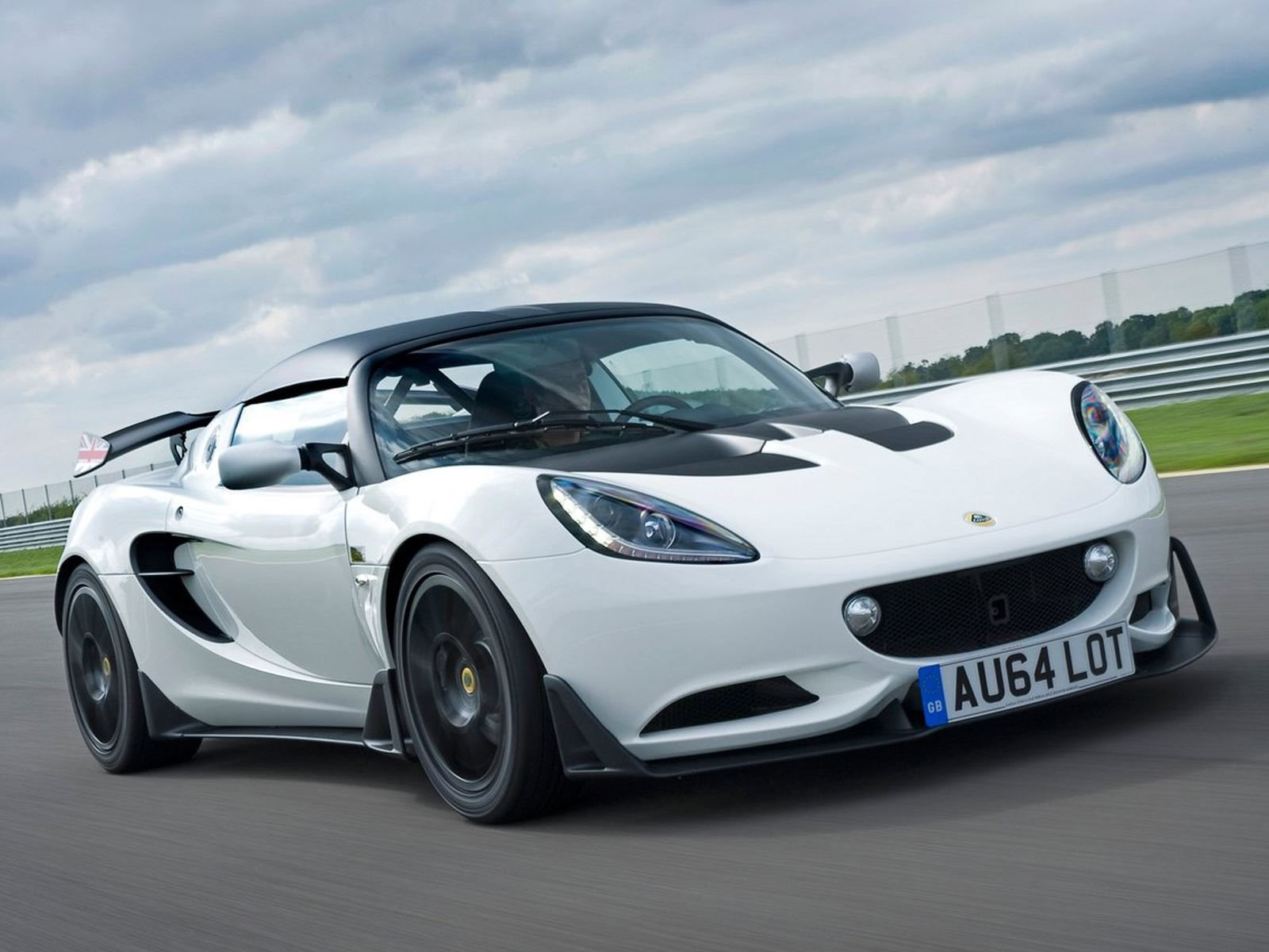 31 A 2020 Lotus Exige Release