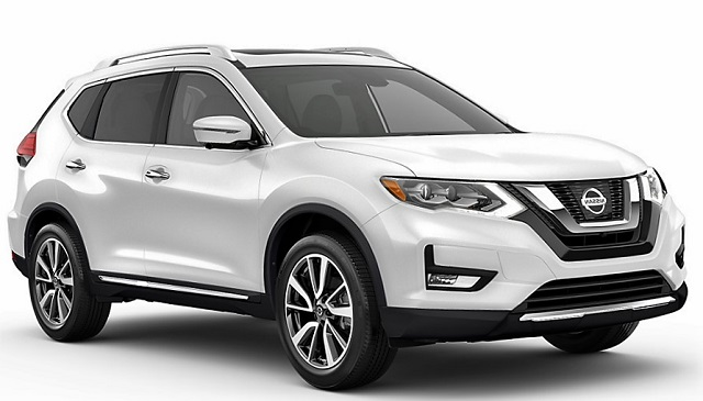 31 A 2020 Nissan Rogue Hybrid Overview