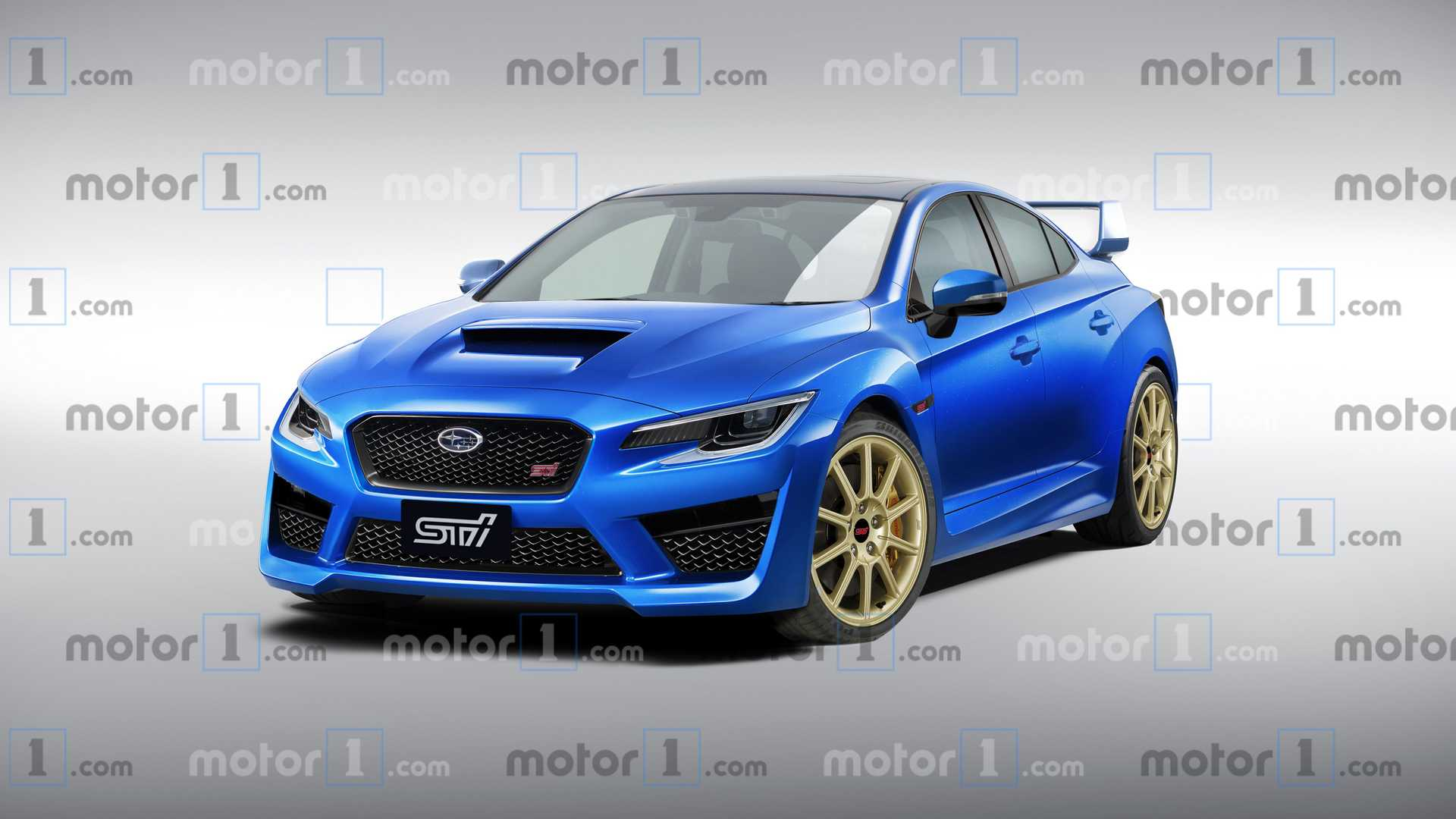 31 A 2020 Subaru WRX STI Photos