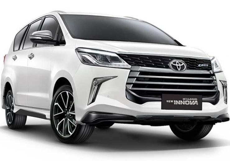 31 A 2020 Toyota Innova Research New