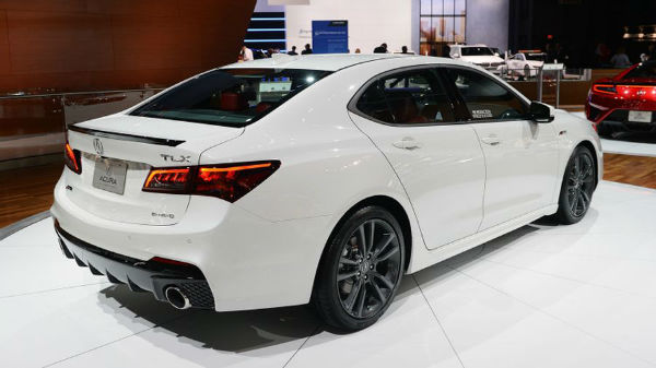 31 All New 2019 Acura Tl Picture