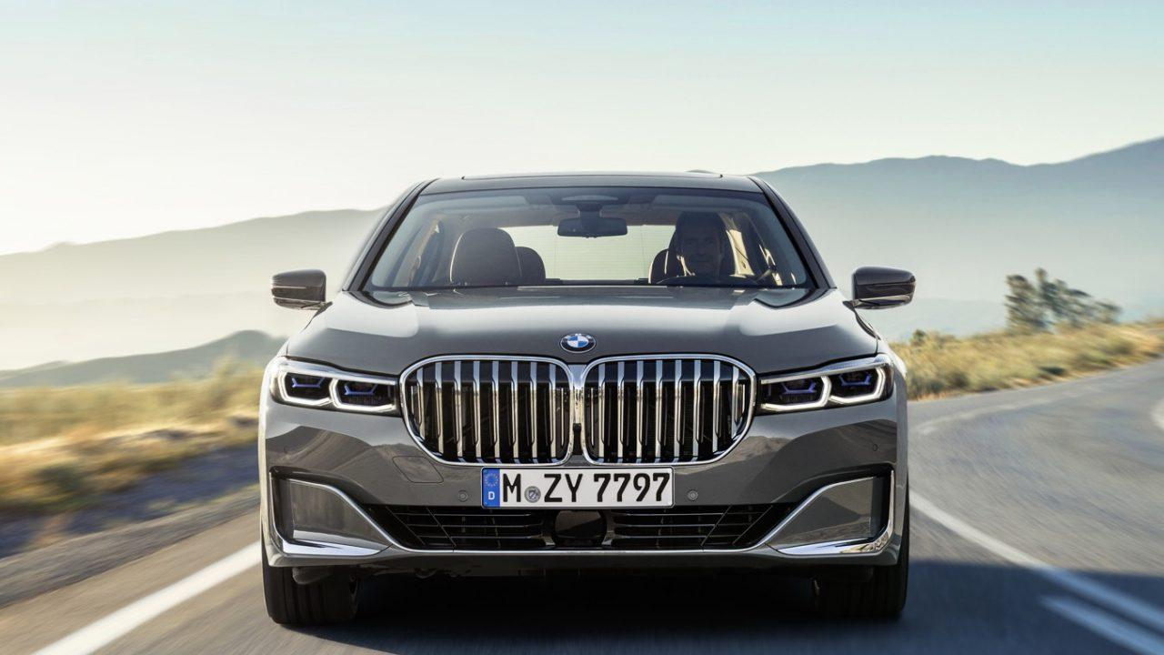 31 All New 2020 BMW 7 Series Performance