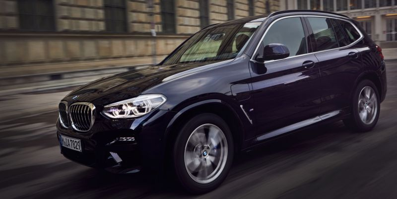 31 All New 2020 BMW X3 Hybrid Overview
