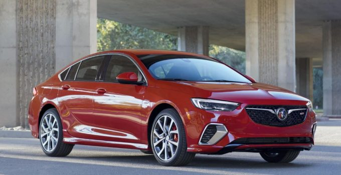 31 All New 2020 Buick Grand National Gnxprice Configurations