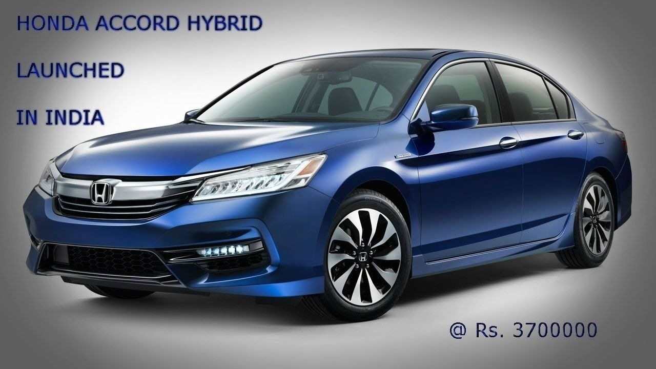 31 All New 2020 Honda Accord Hybrid Specs and Review