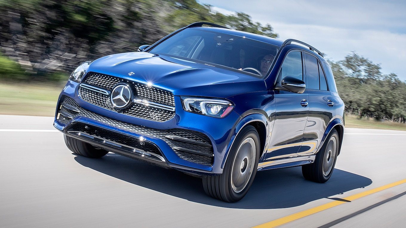 31 All New 2020 Mercedes GLE Rumors