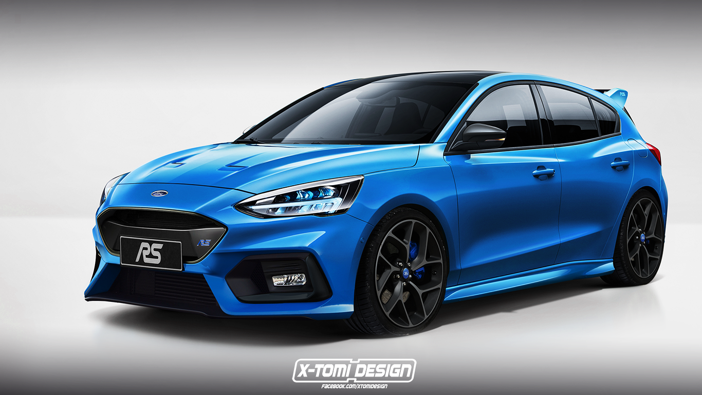 31 Best 2020 Ford Focus RS Exterior and Interior
