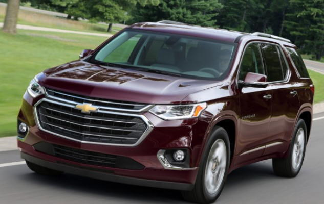 31 New 2020 Chevrolet Traverses Rumors