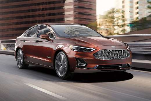 31 New 2020 Ford Fusion Rumors