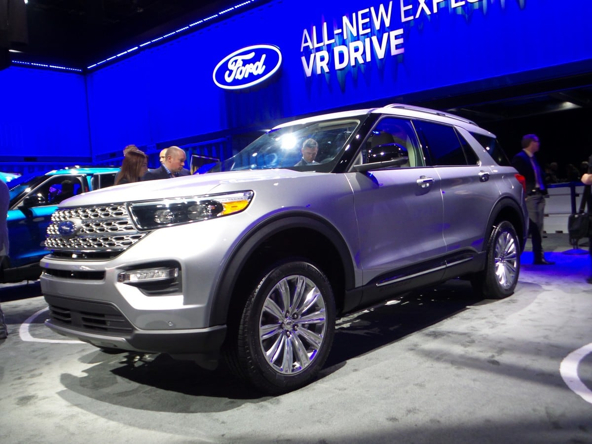 31 New 2020 The Ford Explorer Exterior