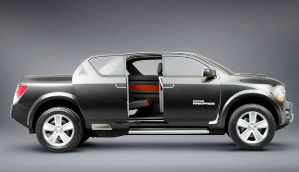 31 The 2020 Dodge Rampage Style