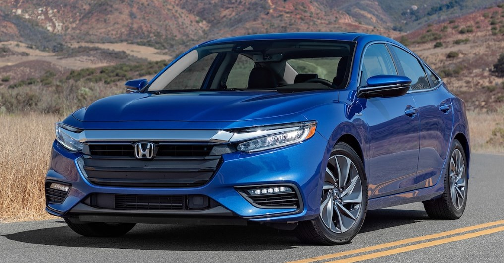 31 The 2020 Honda Insight Concept and Review