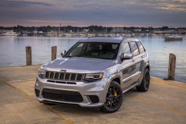 31 The 2020 Jeep Grand Cherokee Diesel Spesification