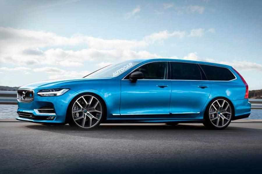 31 The 2020 Volvo V90 Price Design and Review
