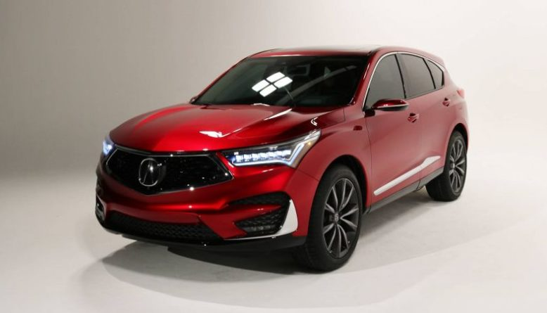 31 The Best 2020 Acura RDX Picture