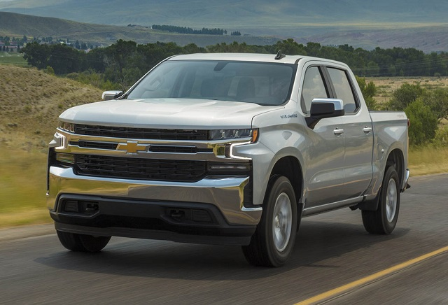 31 The Best 2020 Chevy Silverado 1500 Review and Release date