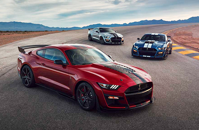 31 The Best 2020 Ford Mustang Shelby Gt500 Price and Release date