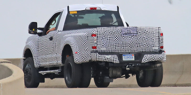 31 The Best 2020 Spy Shots Ford F350 Diesel Redesign and Review