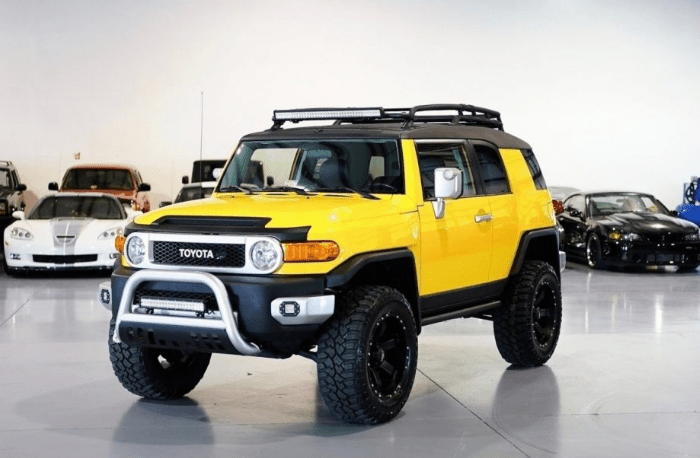 31 The Best 2020 Toyota FJ Cruiser Redesign