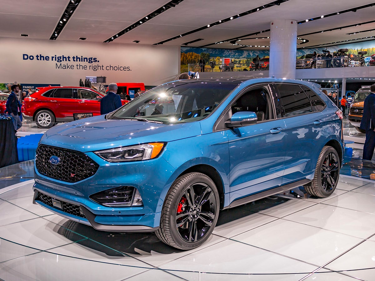 32 A 2019 Ford Edge Sport Review