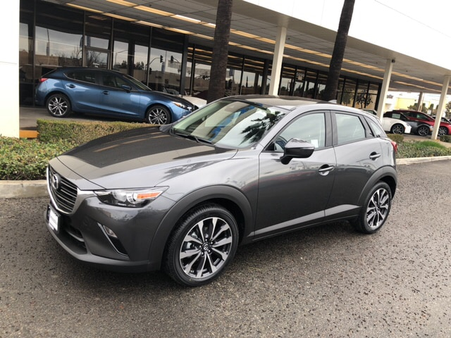 32 A 2019 Mazda Cx 3 Spy Shoot