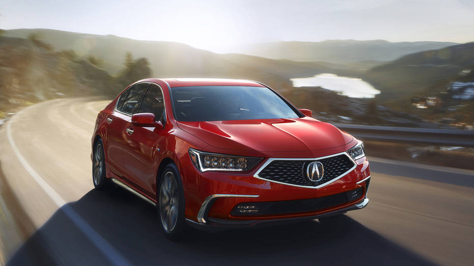 32 A 2020 Acura RLX Release Date and Concept