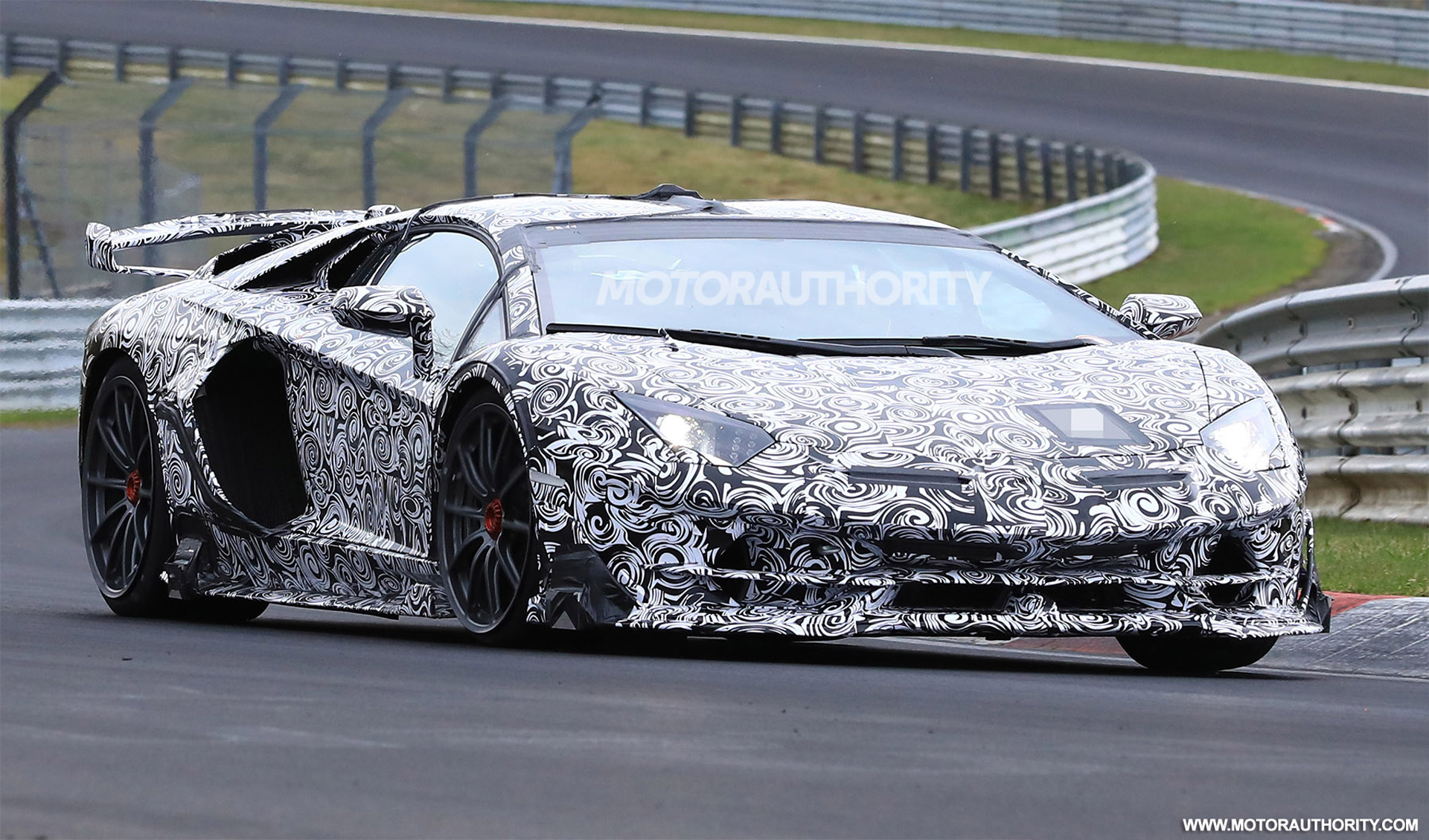 32 A 2020 Lamborghini Aventador Performance and New Engine