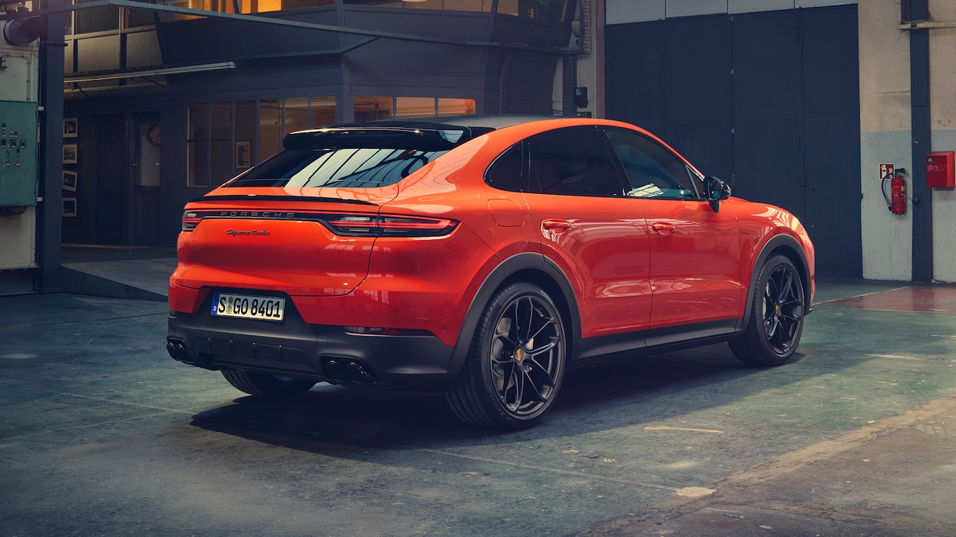 32 A 2020 Porsche Cayenne Model Ratings