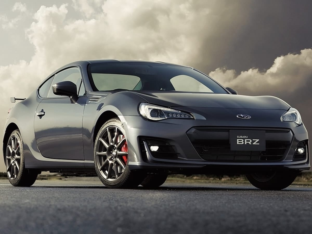 32 A 2020 Subaru Brz Sti Turbo Speed Test
