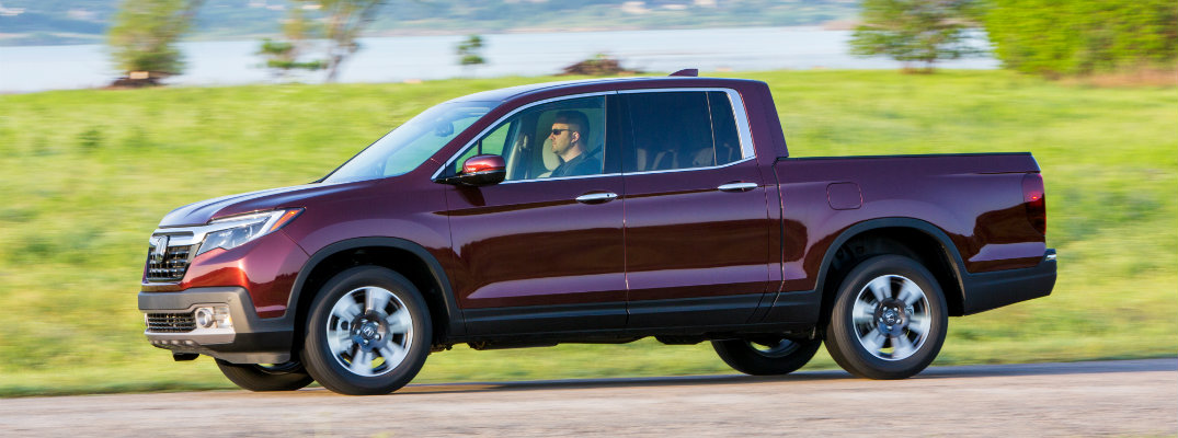 32 All New 2019 Honda Ridgeline Pickup Truck Price and Release date