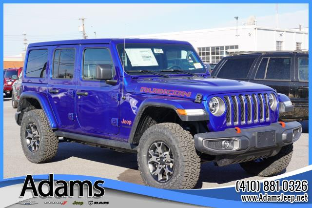 32 All New 2019 Jeep Wrangler Rubicon New Model and Performance