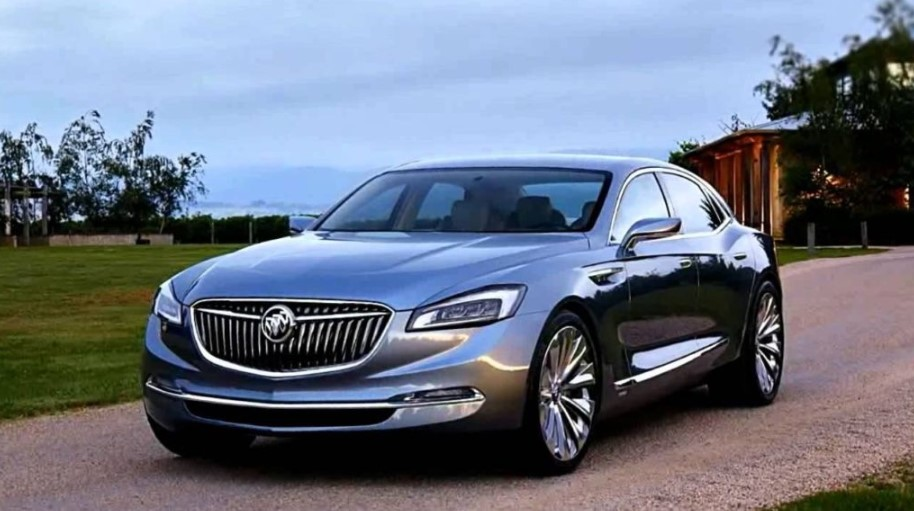 32 All New 2020 Buick Park Avenue Model