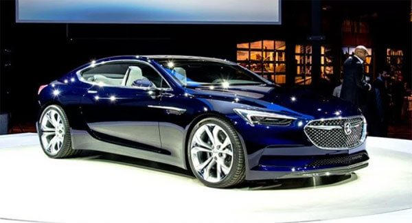 32 All New 2020 Buick Regal Model