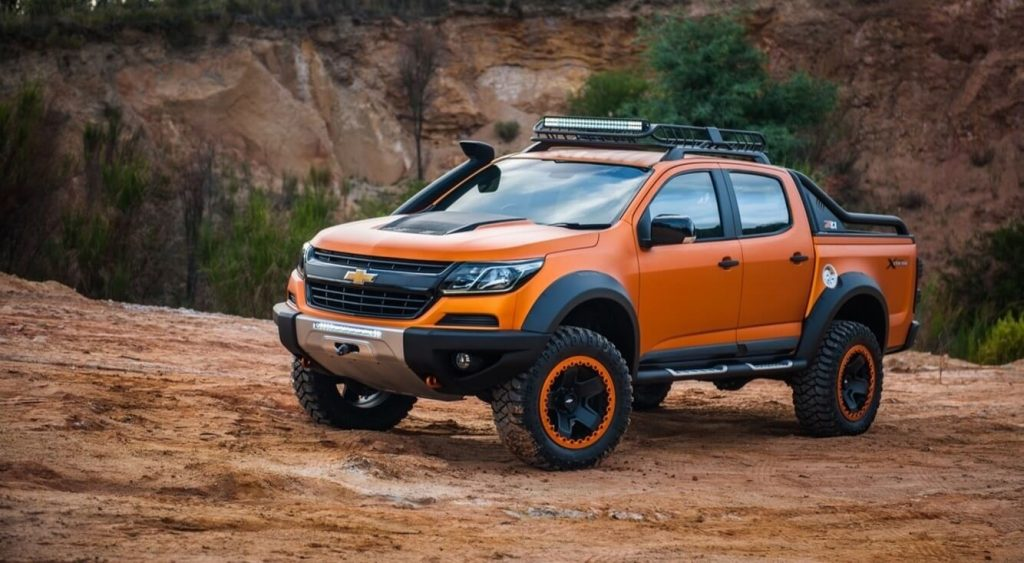 32 All New 2020 Chevrolet Colorado Z72 Ratings